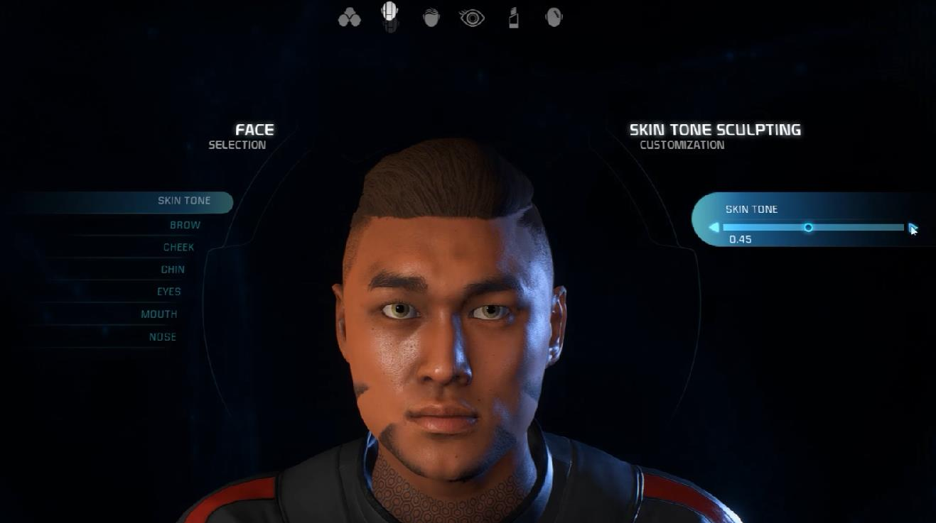 Mass effect andromeda a look at everything the character creator mass effect andromeda a look at everything the character creator lets you do vg247 voltagebd Image collections