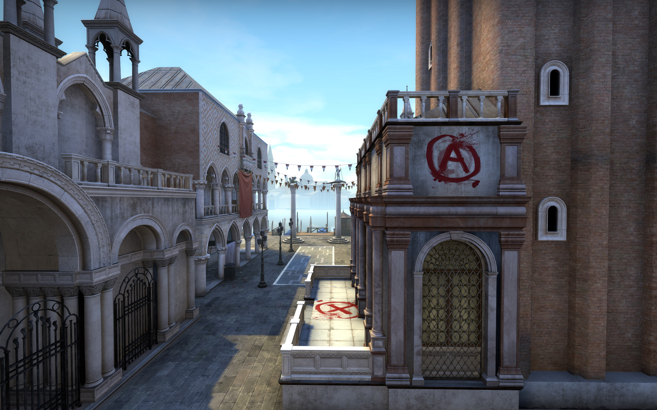 CS:GO's new Canals map is set in a historic Italian city