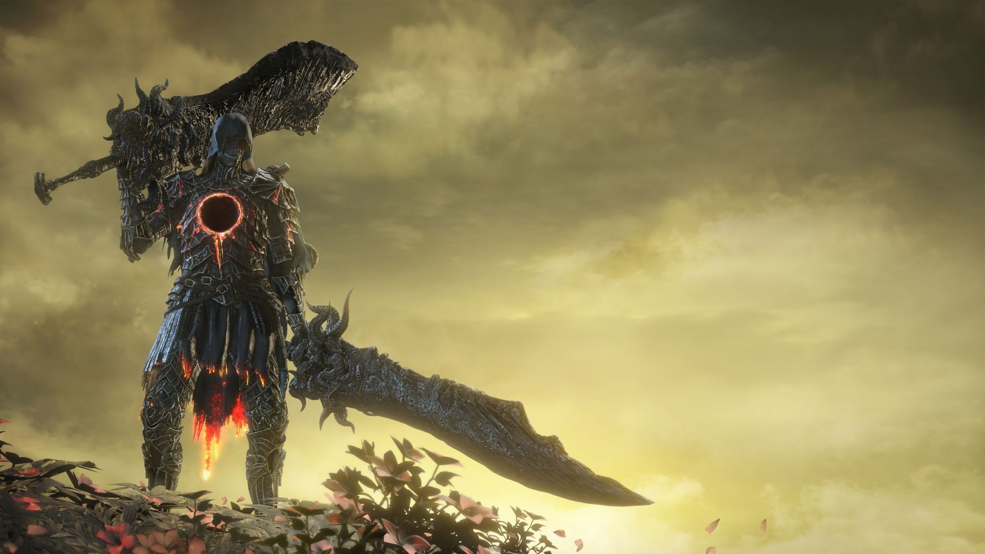 Dark Souls III's The Ringed City DLC Trailered