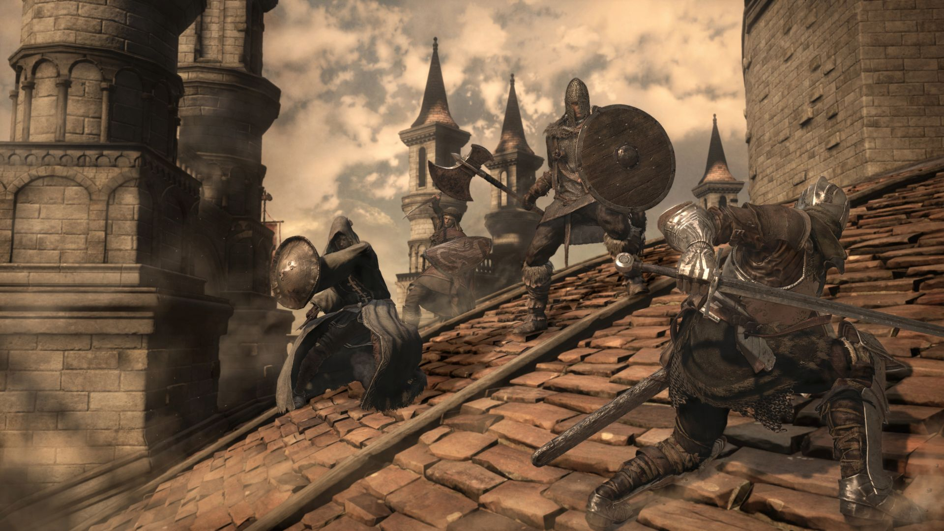 Dark Souls 3's final DLC, The Ringed City, revealed