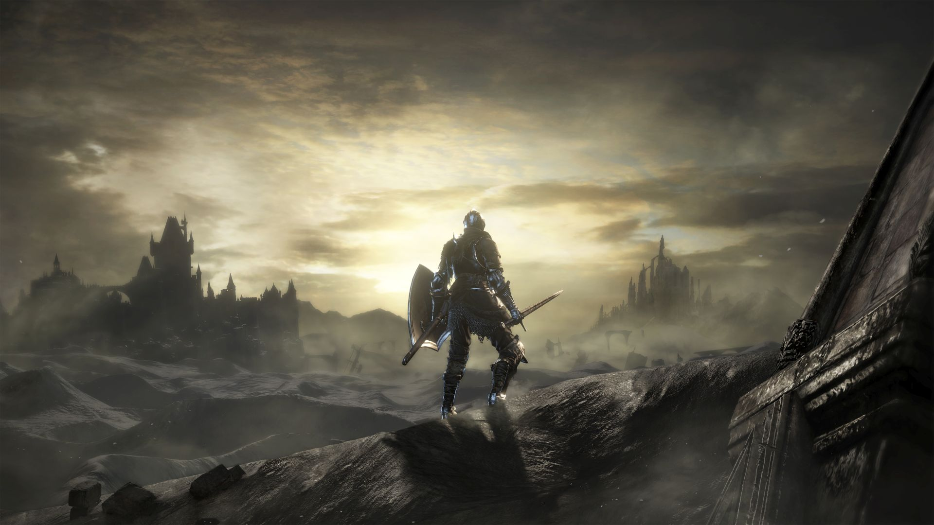 Details of Dark Souls III's Final DLC Revealed in Launch Trailer