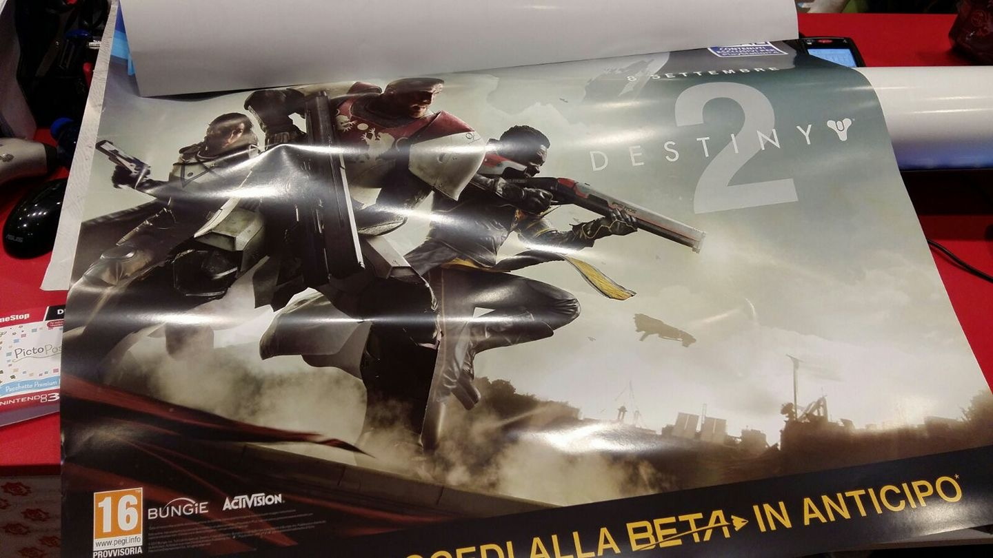 Destiny 2 Posters Leak, Reveal September Launch