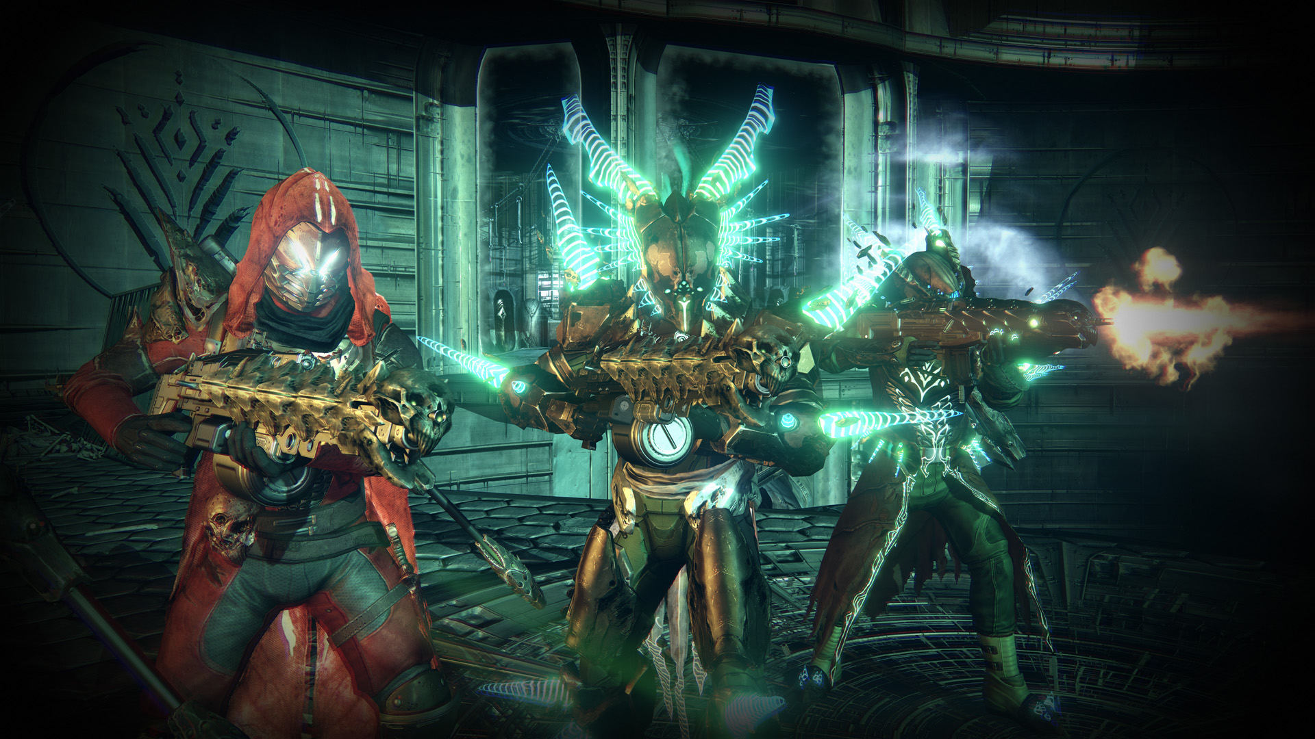 destiny: age of triumph – here's a look at raid armor from king's