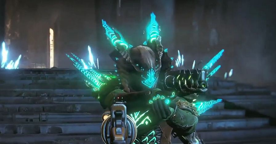 destiny: age of triumph – here's a look at the raid gear, weapons