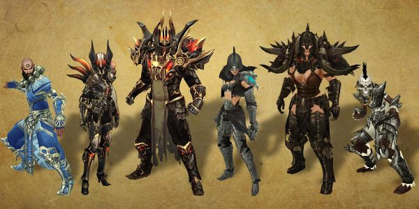 Diablo 3 Seasons kick off at the end of the month on PS4 and