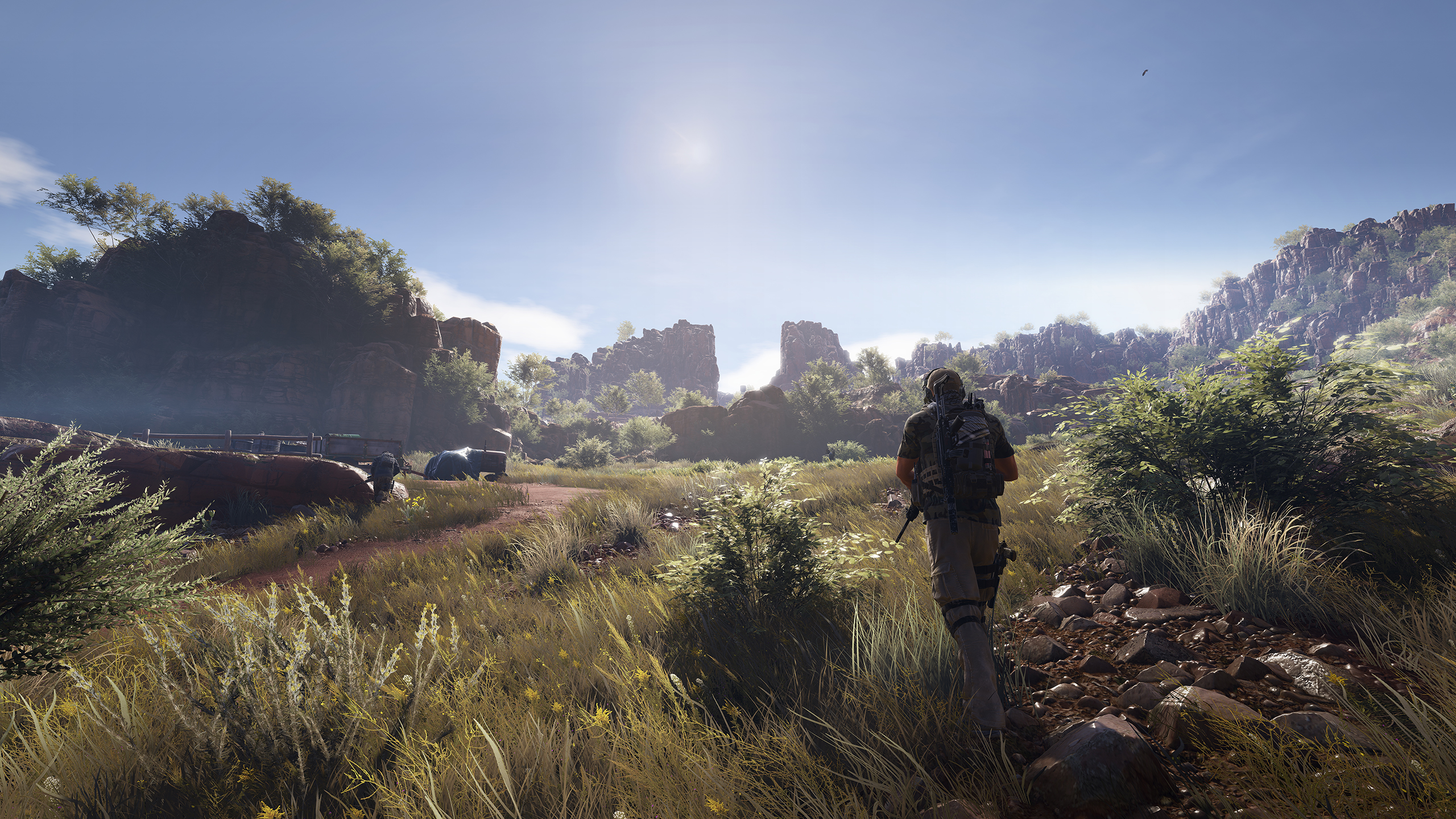 This Ghost Recon Wildlands Video Shows The Game Running In 4k At