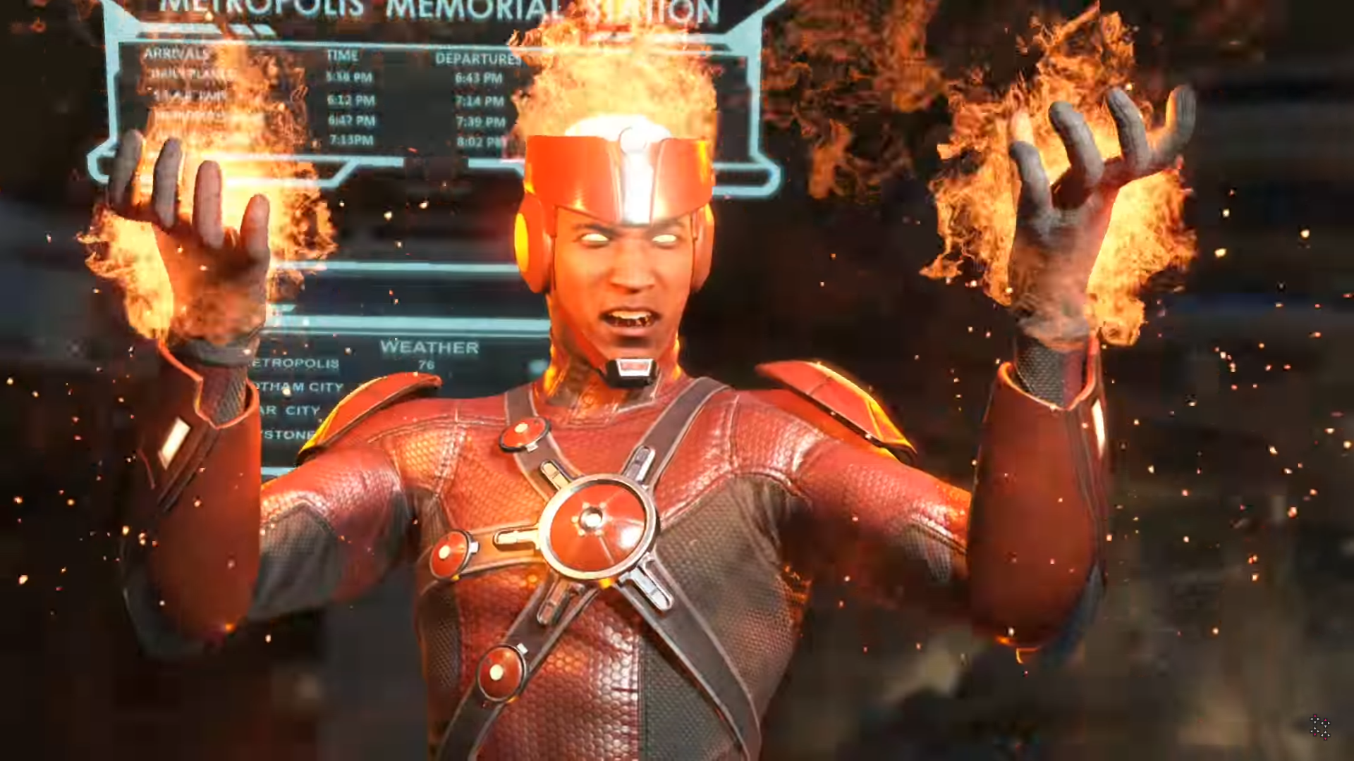 injustice 2 firestorm 1