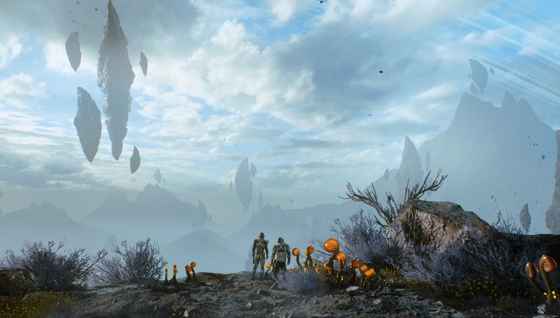 'Mass Effect: Andromeda' APEX Missions: First Multiplayer Story Event Available Now