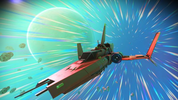 No Man's Sky Xbox One Release Date May Have Leaked