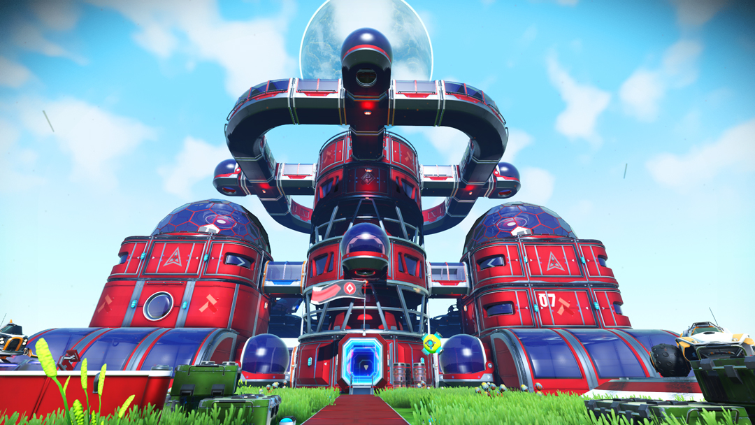 No Man's Sky Path Finder update too enormous and rad to detail in a headline