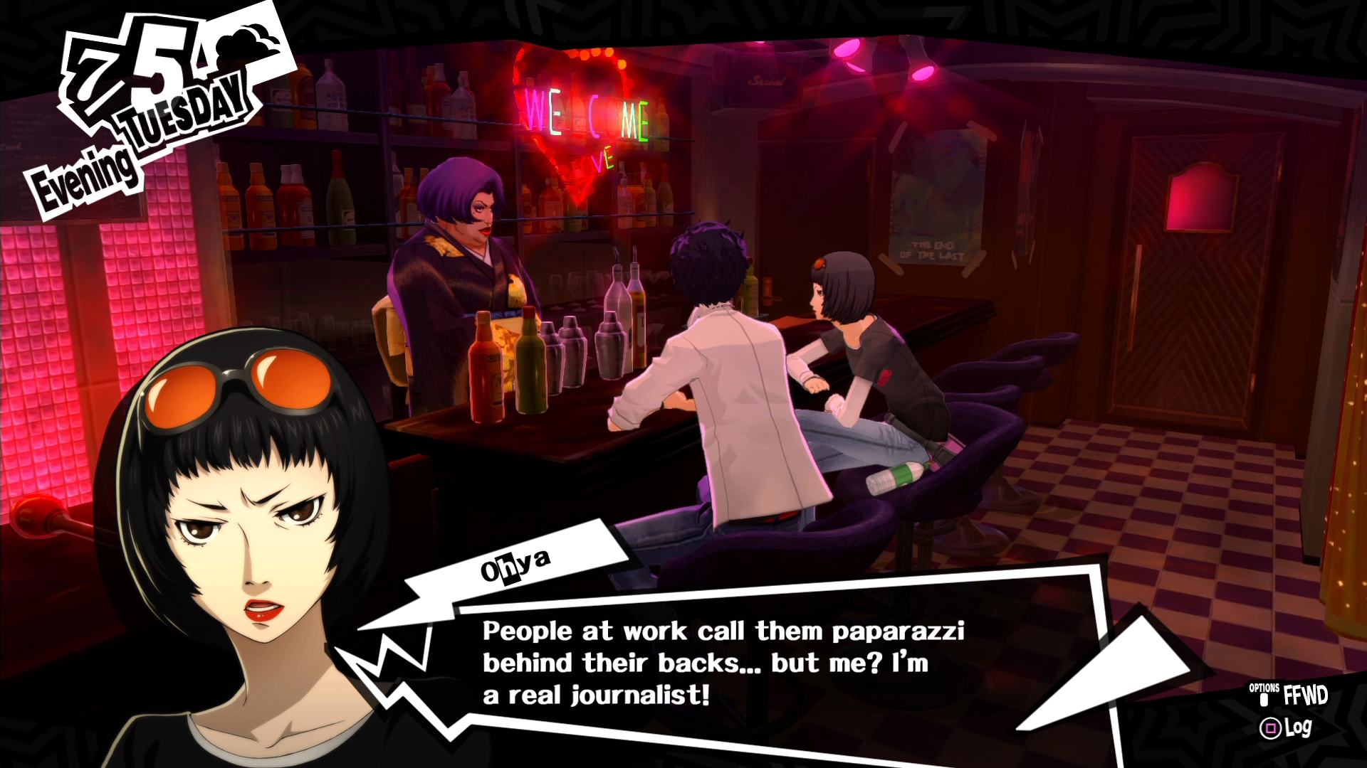 Persona 5 is the best Japanese RPG in over a decade - VG247