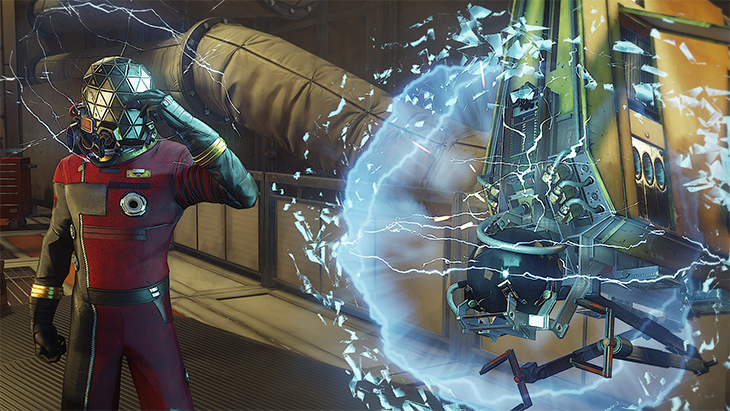 Prey weapons and powers shown in new gameplay video