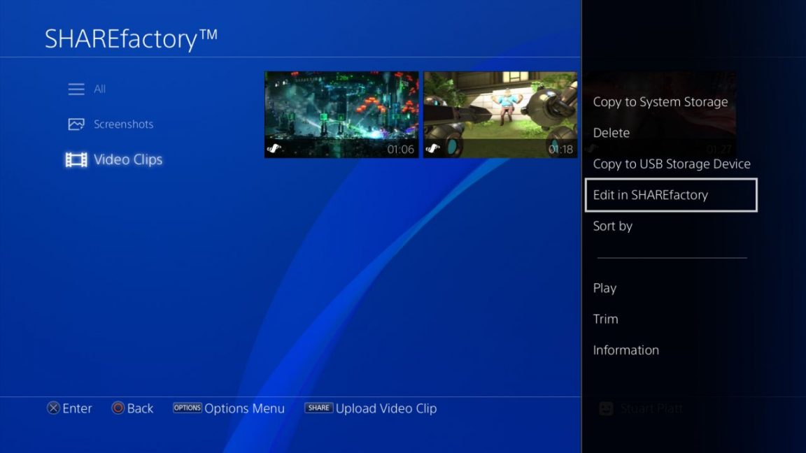 PS4 firmware update 4 50 with Boost Mode, external HDD