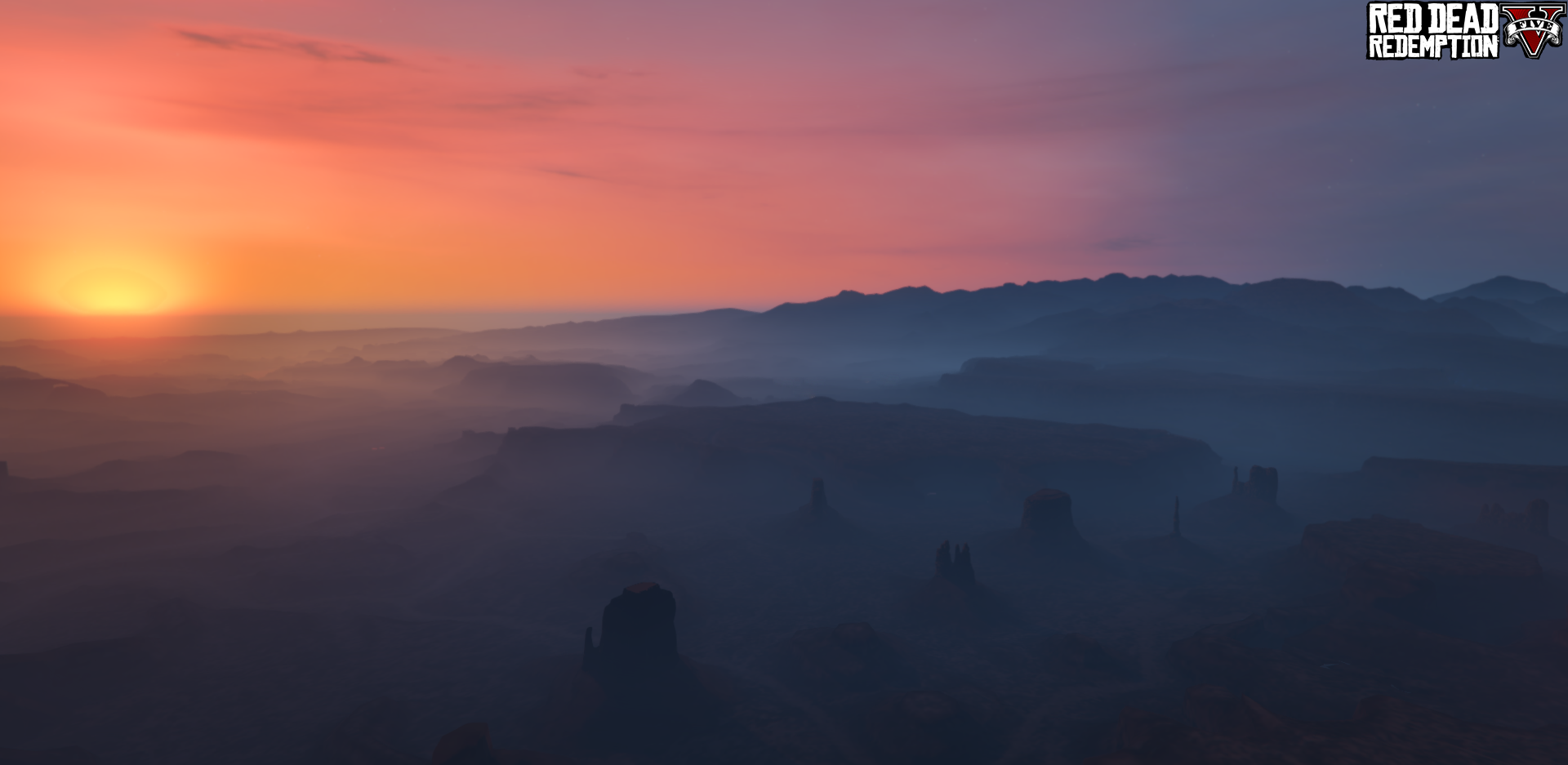 Modders are bringing the entire Red Dead Redemption map over