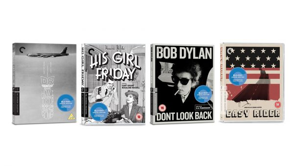 Criterion Collection Blu-ray Sale