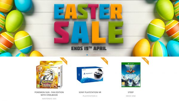 Easter Sale Game Collection