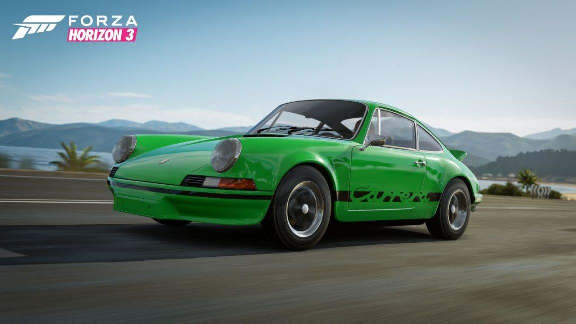 Forza Horizon 3 Porsche 911 CarreraRS