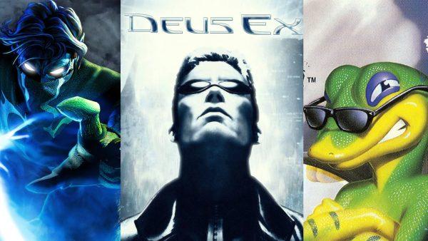 GOG Weekly Deus Ex
