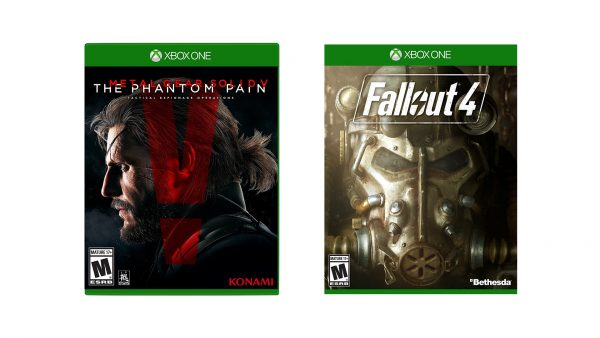 MGS and Fallout 4