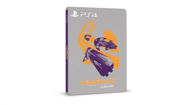 Wipeout Omega Steelbook