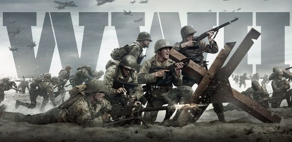 Call Of Duty Ww2 Is As Harrowing As Youd Expect In This E3