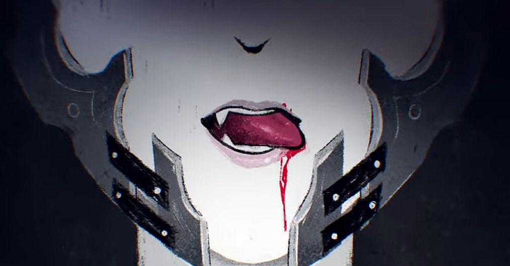 Code Vein is a hardcore, vampire RPG from Bandai Namco
