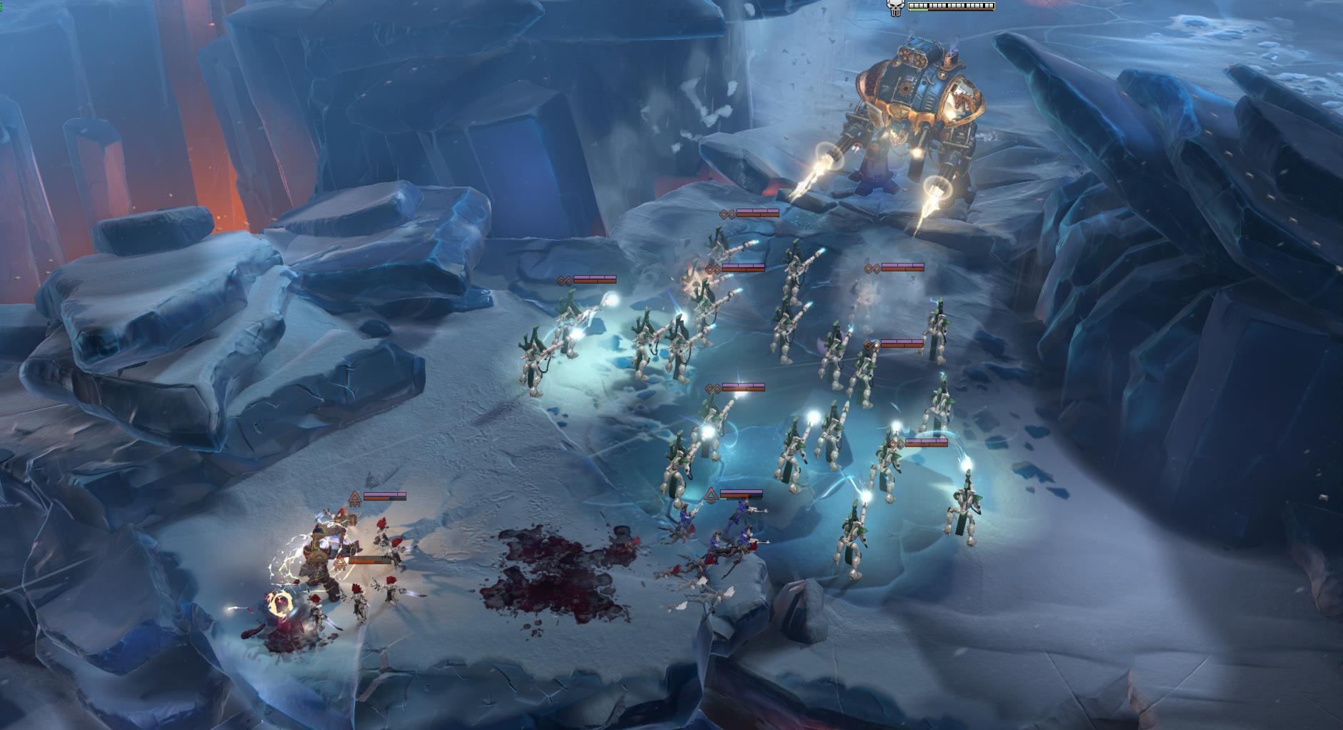 dawn_of_war_3_in_game_imperial_knight_crushing_eldar_1