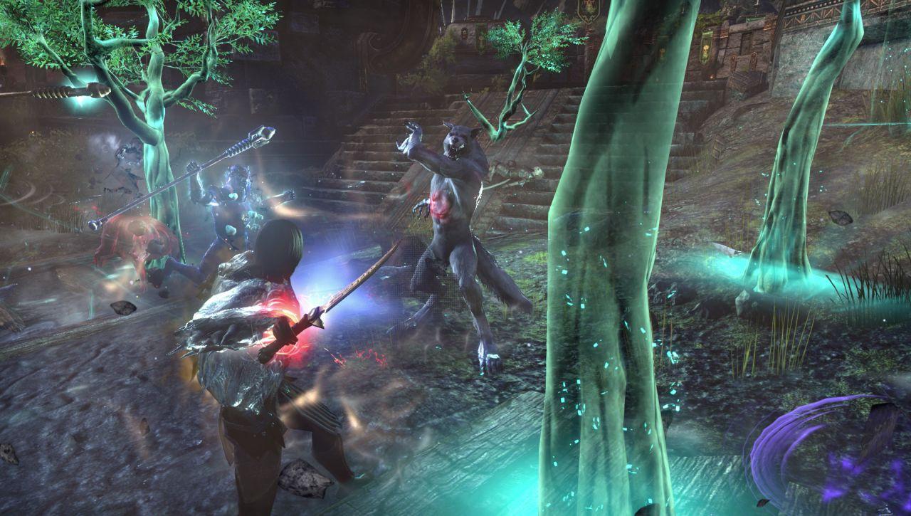 Morrowind Warden Gameplay Trailer