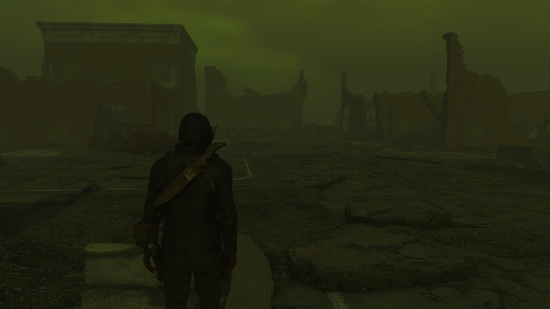 Fallout Las Vegas Map.Modder Is Recreating The Entire Map Of Fallout New Vegas In Fallout