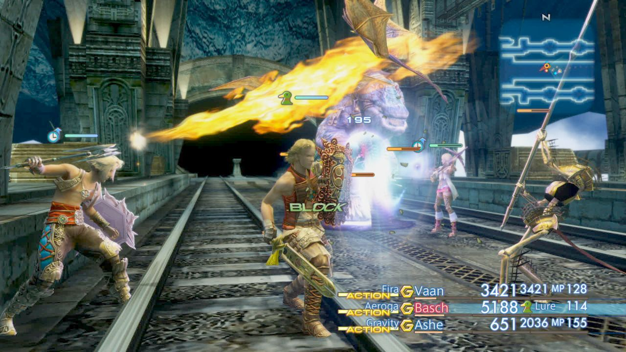 Final Fantasy 12 The Zodiac Age The Best Jobs For Each Character