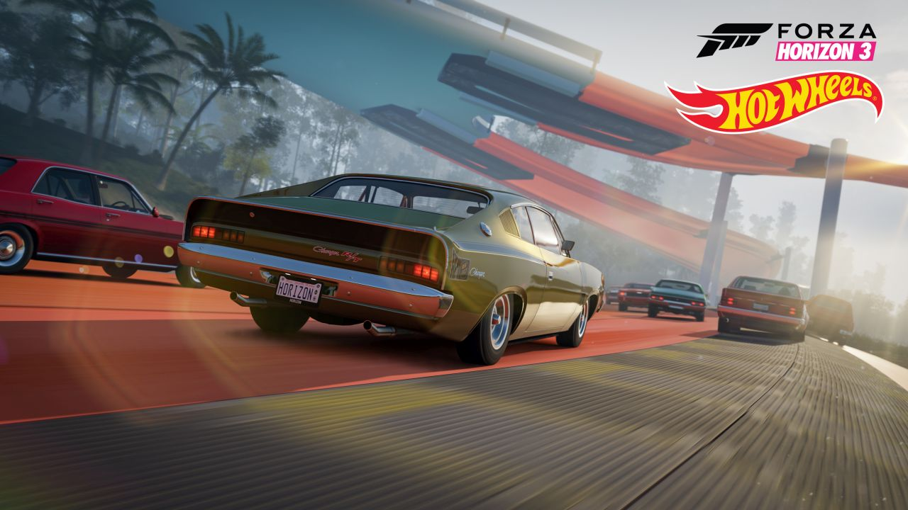 Hot Wheels Head To 'Forza Horizon 3' On May 9