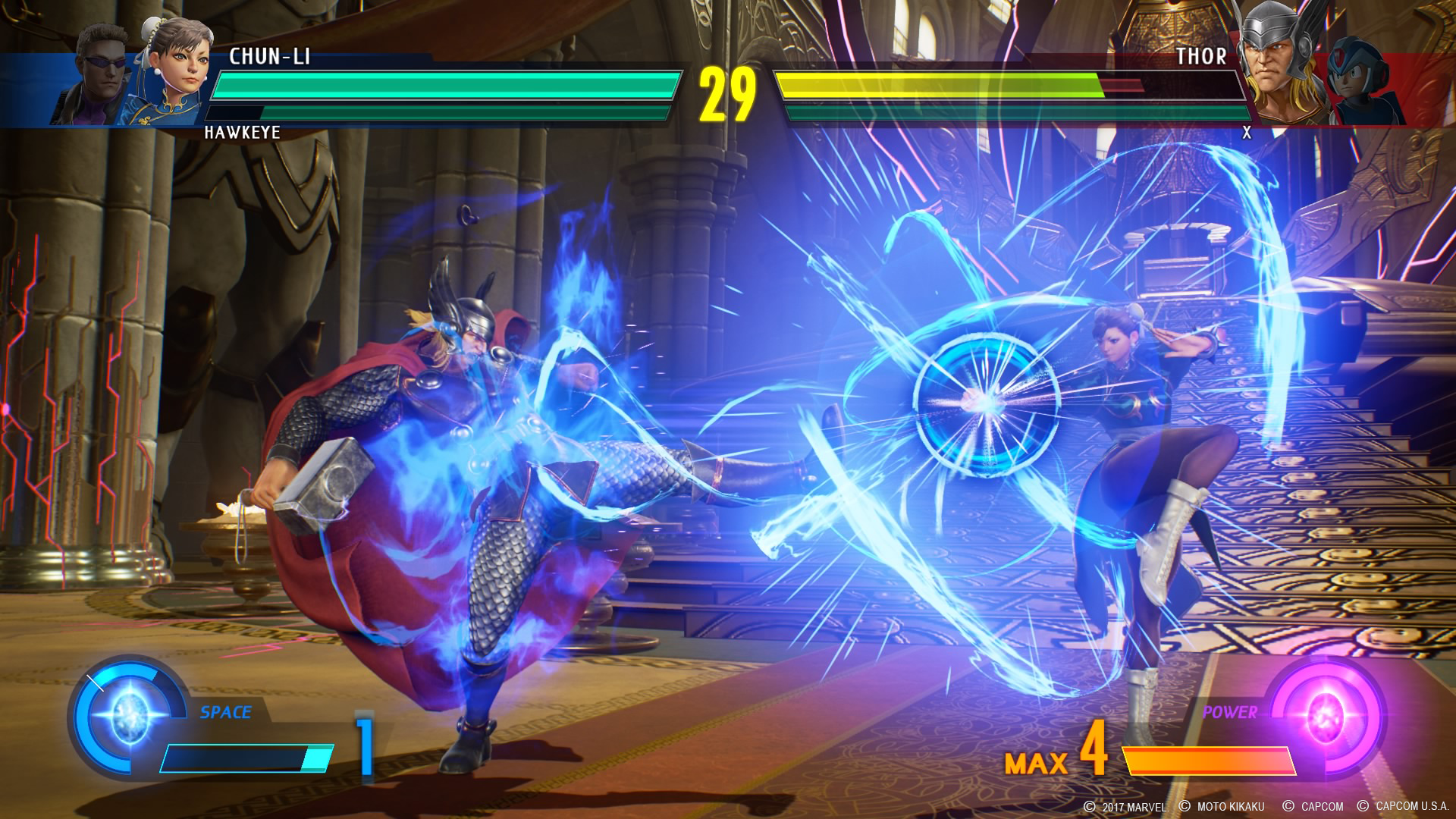 Marvel vs. Capcom: Infinite Pounces with Black Panther & Sigma Trailer