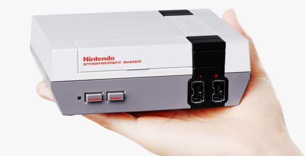 NES Classic Edition Was June's Top-Selling Hardware