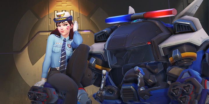 D.Va changes likely coming soon to Overwatch