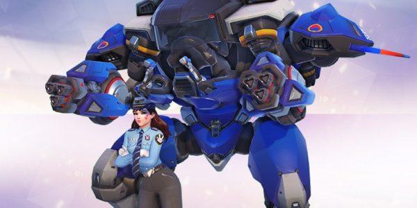 Overwatch's D.Va is coming to Heroes of the Storm