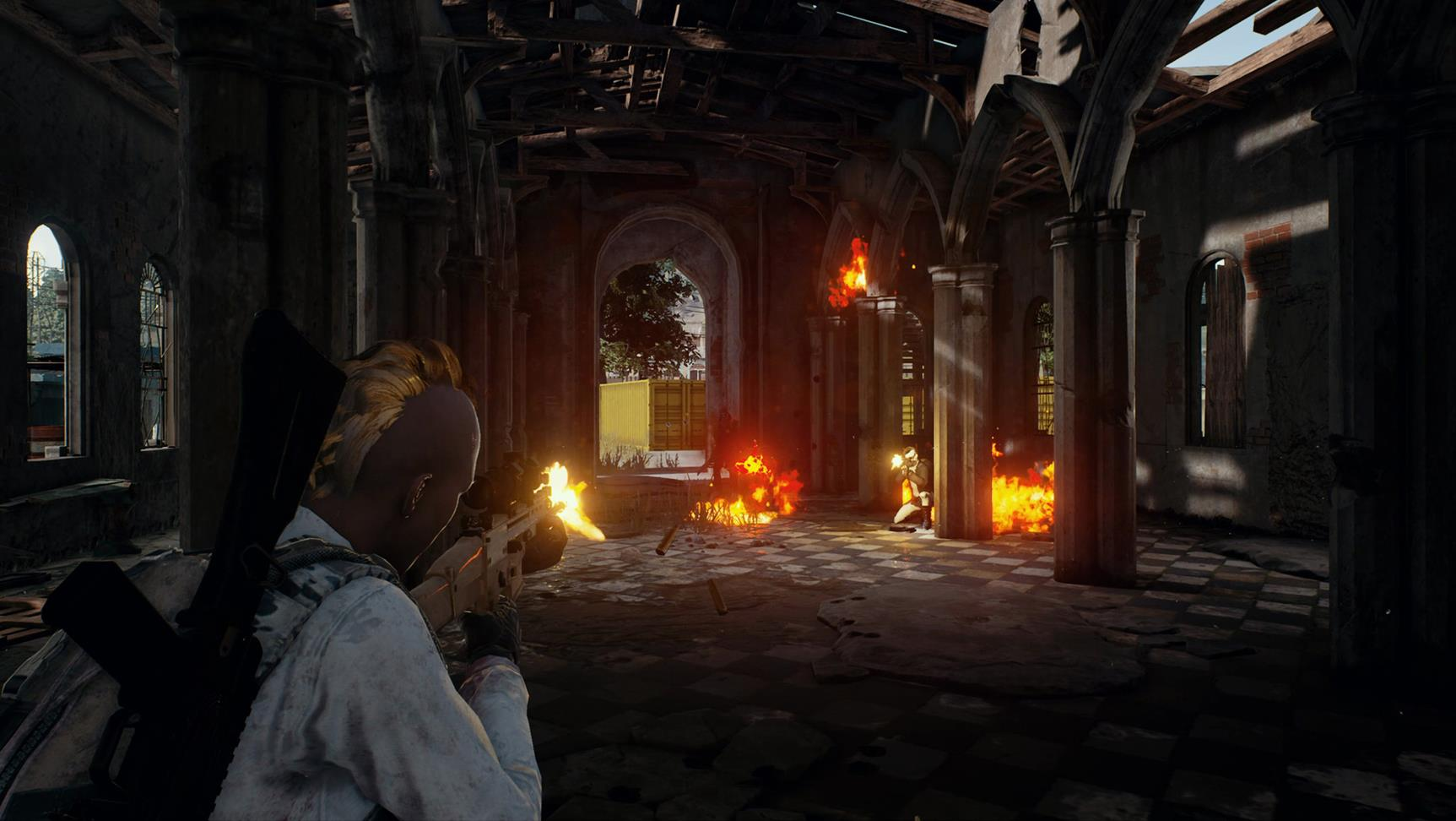 PlayerUnknown's Battlegrounds Developer Didn't Foresee How Popular the Game Would Be