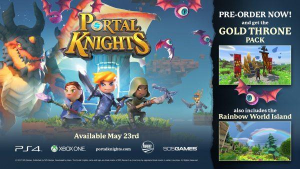 portal knights pre-order