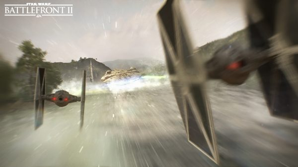 star_wars_battlefront_2_reveal_screen_tie_fighters_chasing_falcon_1