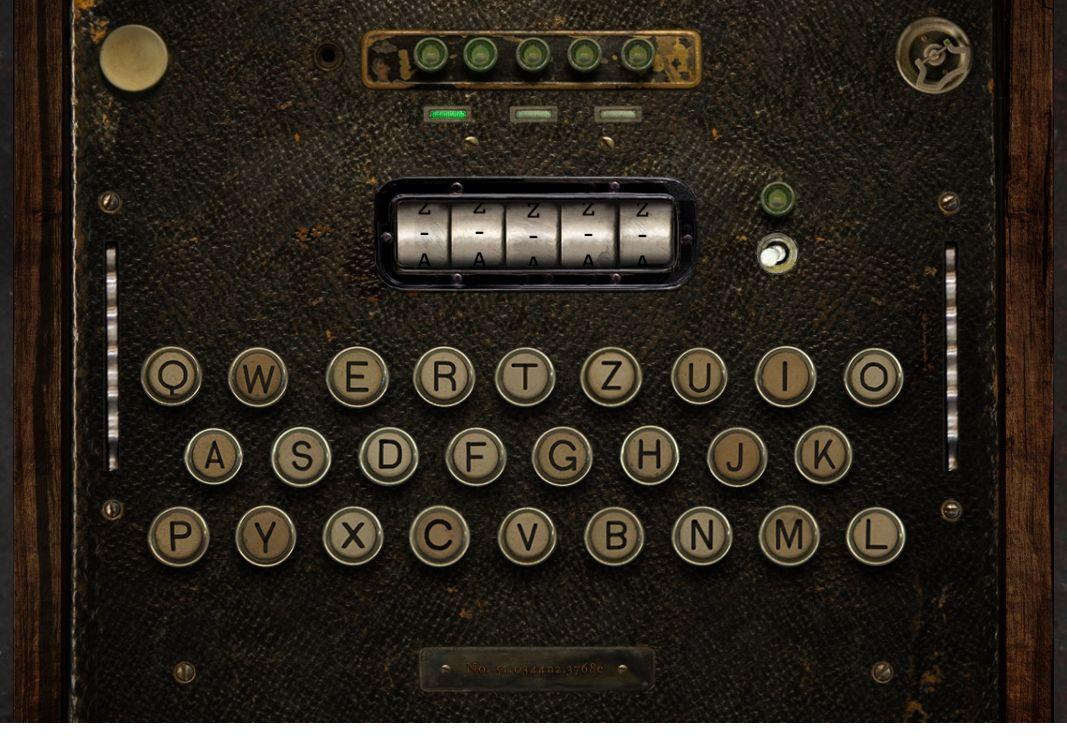 zombies typewriter