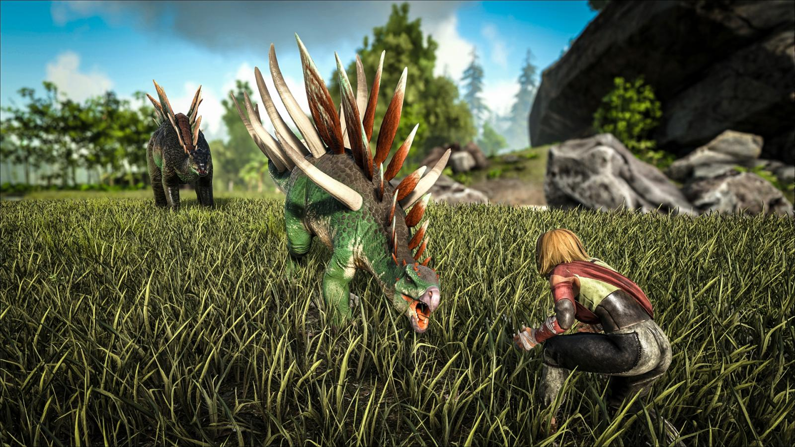 ark survival evolved patch 257