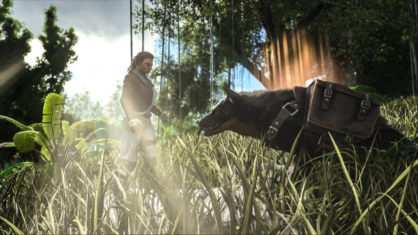 ARK: Survival Evolved coming to Switch this fall