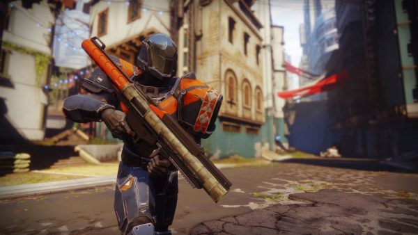 Why Destiny 2 is locked at 30fps, even on PS4 Pro