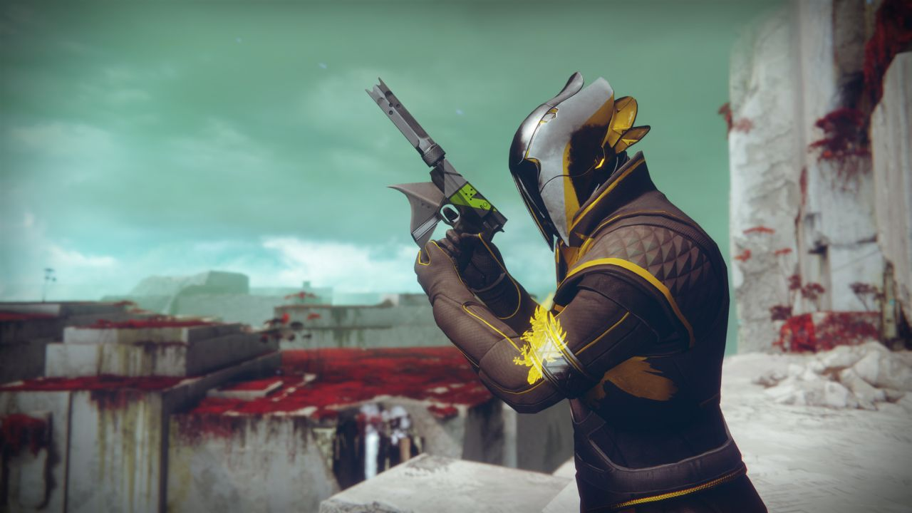 Now there's an epic Destiny 2 live-action launch trailer