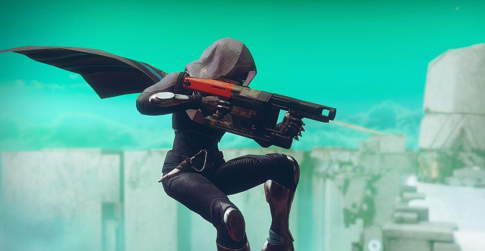 Destiny 2: all Exotic Weapons so far - Sunshot, Sweet