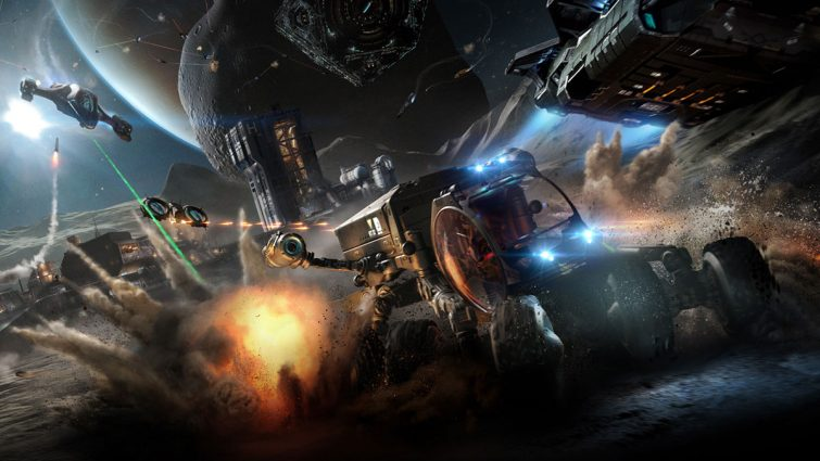 Elite Dangerous Finally Comes to PlayStation 4 This June