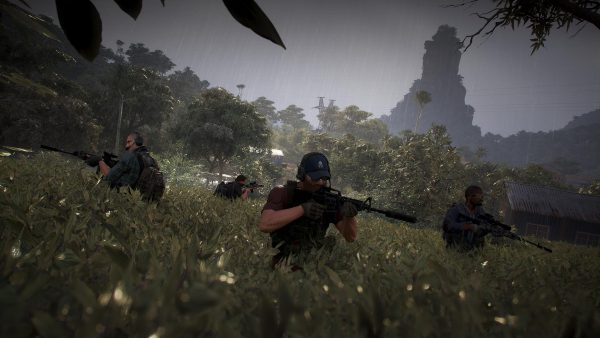 Ghost Recon: Wildlands Fallen Ghosts DLC Coming At the End of May
