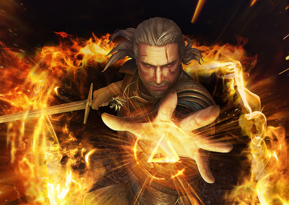 Gwent: The Witcher Card Game enters open beta next week