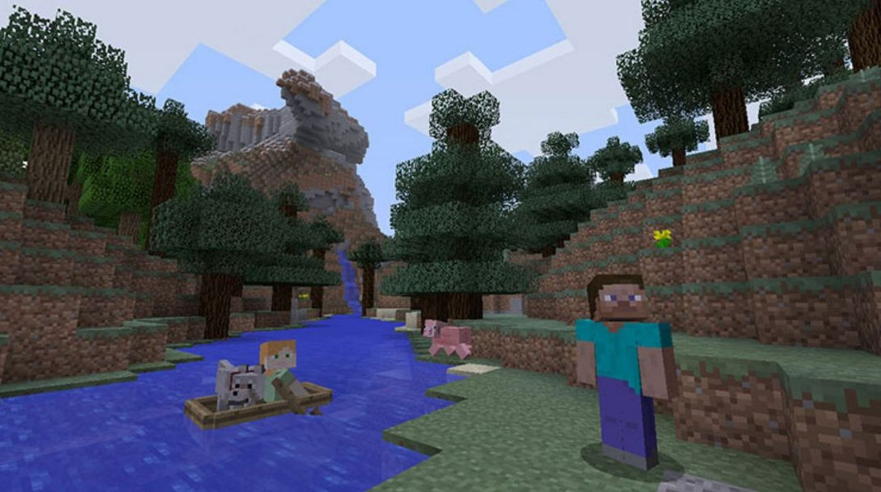 parkour map seeds for minecraft xbox 360