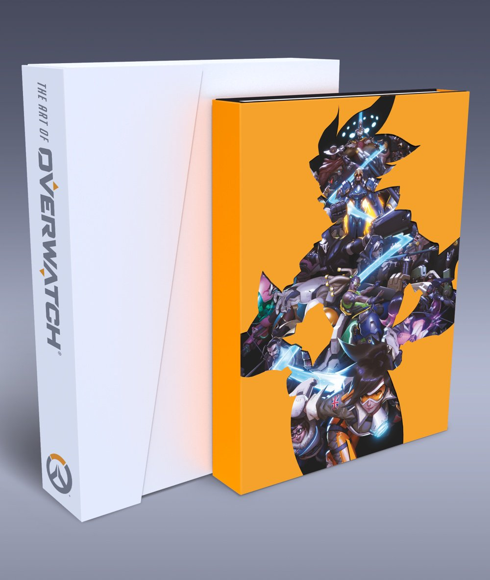 overwatch art book 1