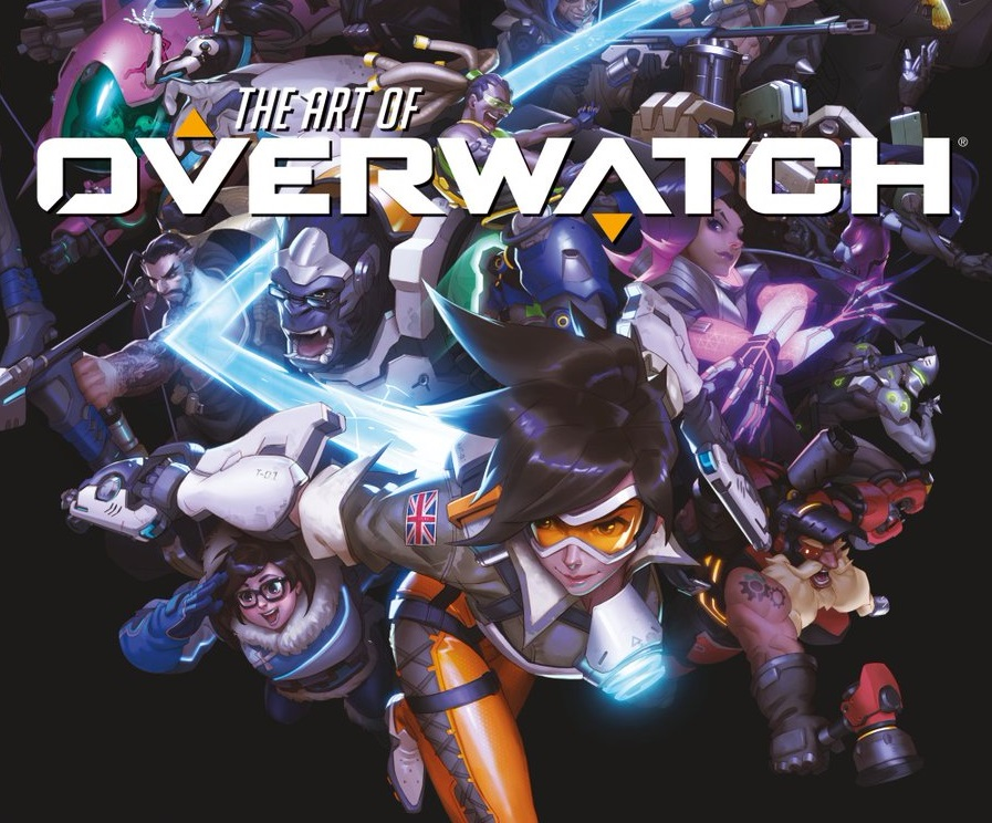 The Art of Overwatch books available for pre-order